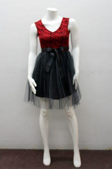 Lace Top Cocktail Dress KAN – PD3145-10