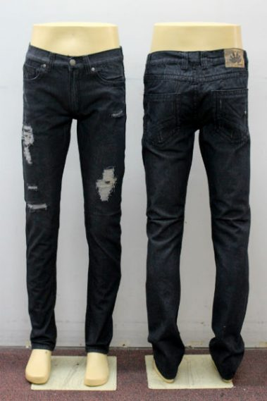 Men's Distressed Jeans KIL – MG1013HDW7-S3B