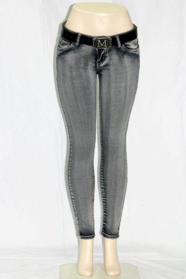 Belted Skinny Jeans EME – FC-S0426-FRT