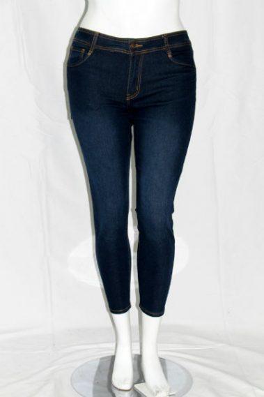 Plus Size Ankle Jeans ABM – S304PM-FRT