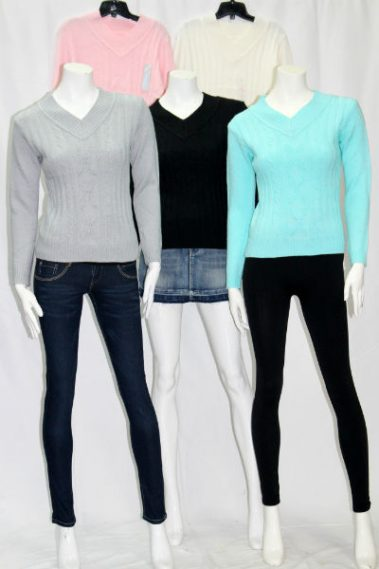 V-Neck Sweater OWF – 2708-T
