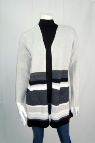 Open Sweater with Pockets RD – 70S551S-T