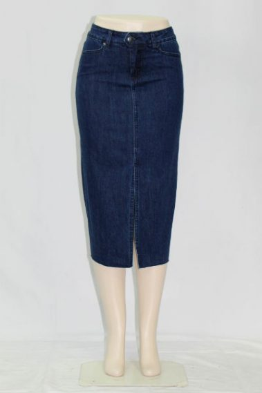 Denim Skirt DSA – Lavender-P