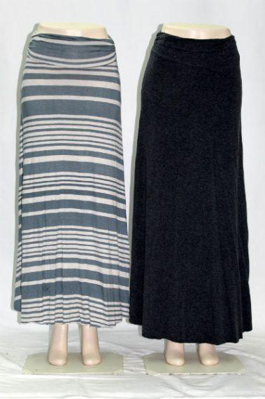 Maxi-Skirt EMB – 11862SK-5