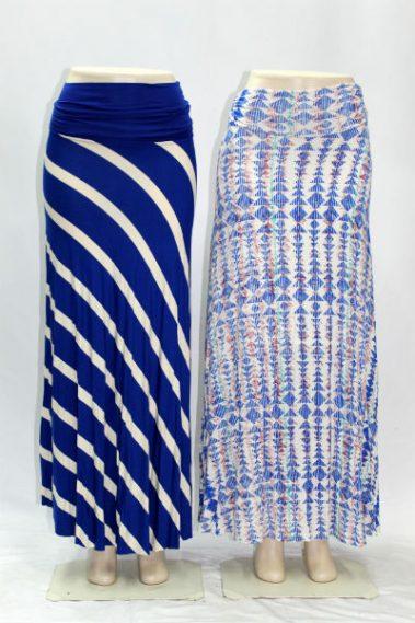 Maxi-Skirt EMB – 11394SK-6