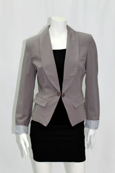 Long Sleeves Blazer FAS – 1278-T