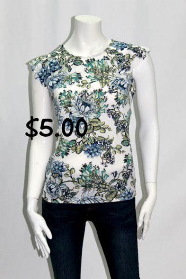 Floral Print Top MAN – 25537-2