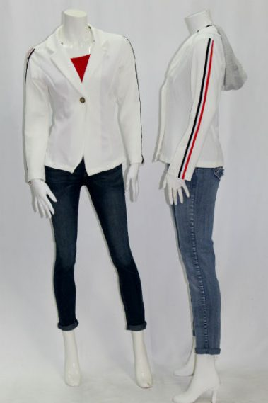 Blazer with Removable Hoodie COR – 3275-P