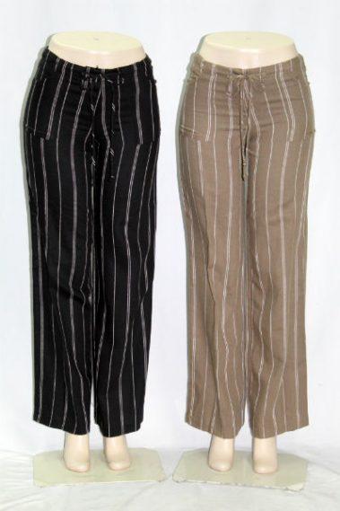 Striped Pants EMB – ST03030-8
