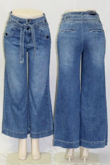 High-Rise Wide Leg Jeans DSA – Avery-VB-I