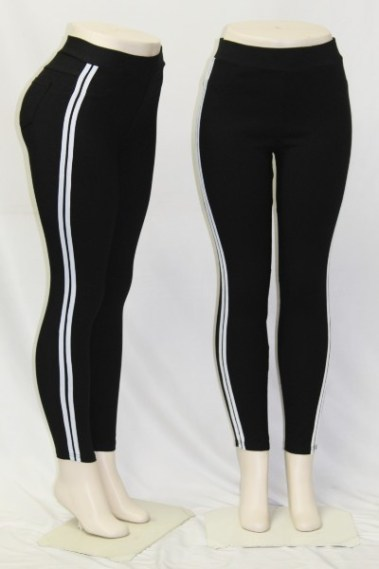 Sport Pants with Back Pockets AMZ – JV18024-S6B